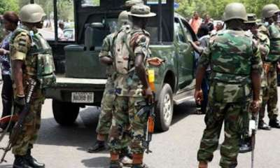 Soldiers arrest notorious bandits in Sokoto