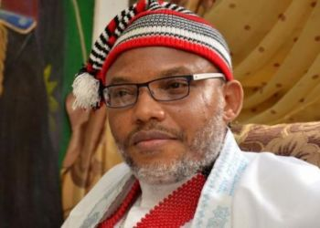 Nnamdi Kanu drags Kenyan Government to court over rearrest