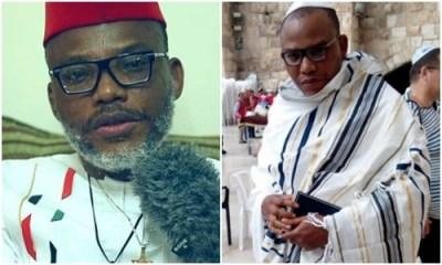 Nnamdi kanu's order to arrest Buhari