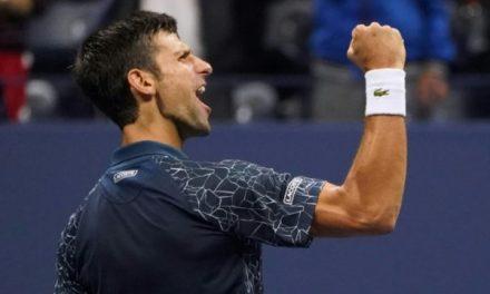 Djokovic topples Nadal for tennis No.1