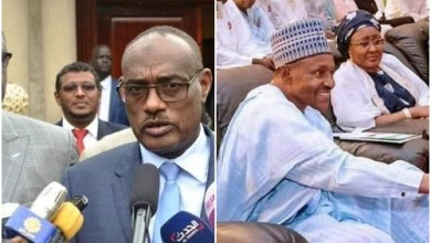 Sudanese Govt finally reacts to Nnamdi Kanu's claims of Jubril Aminu in Aso Rock