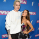 Ariana Grande covers her Pete Davidson tattoo with a tribute to Mac Miller