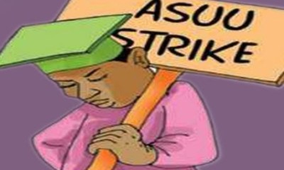 ASUU resumes indefinite strike