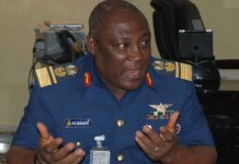 Chief Marshal Alex Badeh