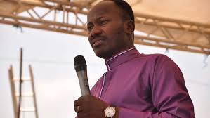 Sunday Live Service with Apostle Johnson Suleman