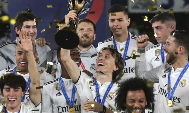 Real Madrid beats Al Ain 4-1 to win Club World Cup again