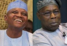 Garba Shehu attacks Obasanjo