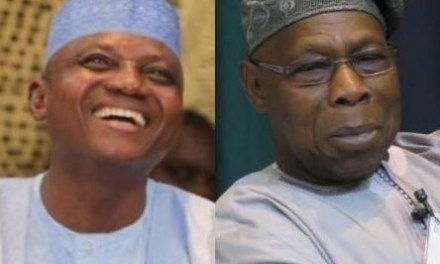 Obasanjo is confused, no one takes him seriously, says Garba Shehu