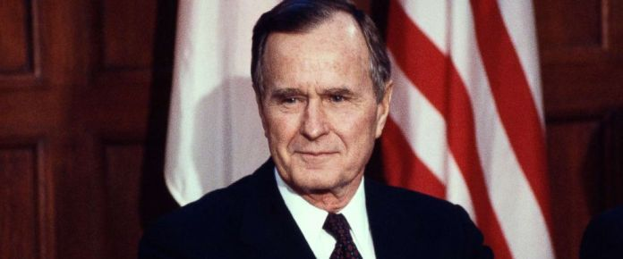 George Bush dead at 94