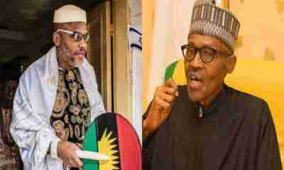 How Buhari Confirmed 'Jubril' Claims With Pictorial Evidence – Kanu