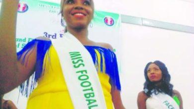 Rejoice Roland wins Miss Football Nigeria