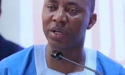 Court grants Sowore bail