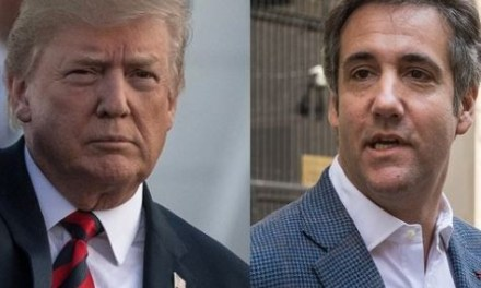 President Trump Tweets about his ex-lawyer, Michael Cohen