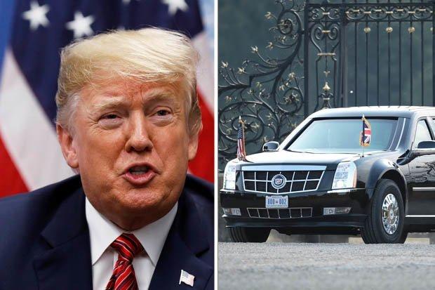 Trump assassination plot