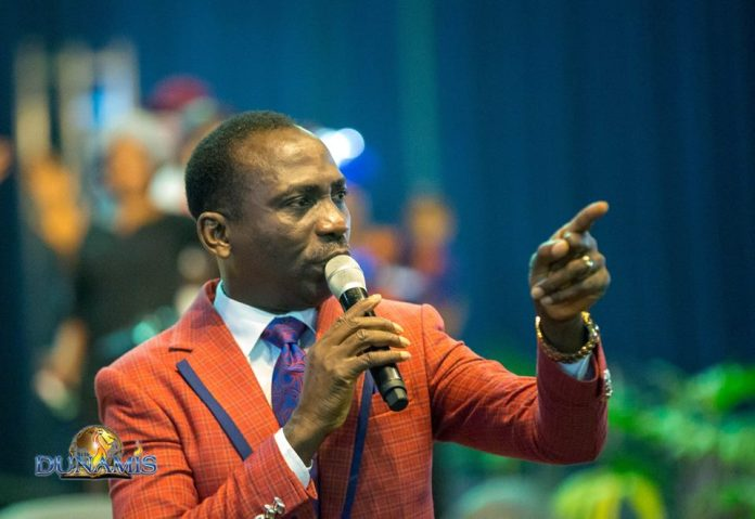 Dedication to the House of God - Dr. Paul Enenche