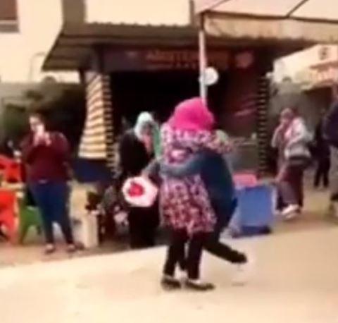 Egypt University expels female student for hugging her boyfriend