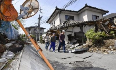 Japan's Earthquake