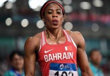 Former Nigerian athlete, Kemi Adekoya suspended after falling a drug test