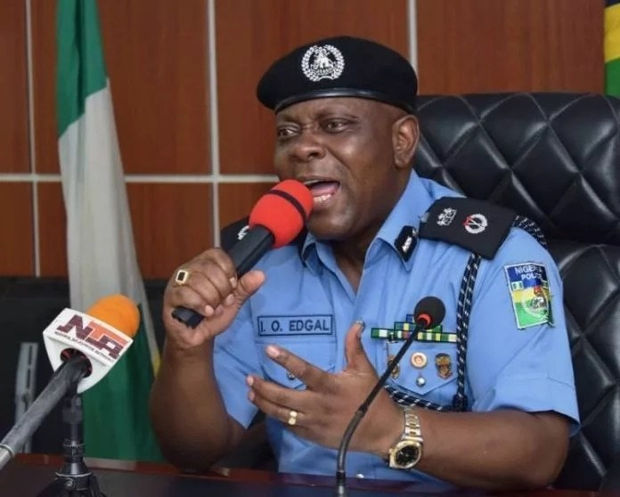 Breaking: Lagos Police Commissioner, Imohimi Edgal redeployed