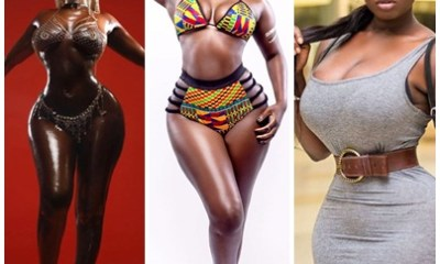 Princess Shyngle, who is one of the most endowed actresses in Africa has taken to social media to rant about her body.