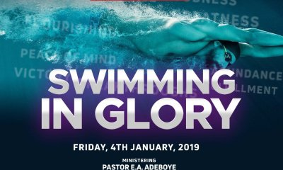 RCCG Holy Ghost Service January 2019 Live Broadcast