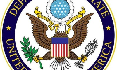 US embassy issues countrywide security alert on Nigeria