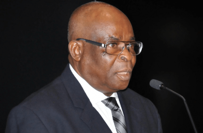 Breaking: Justice Onnoghen arrives CCT for arraignment
