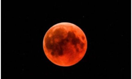 Nigeria to experience total lunar eclipse on Monday