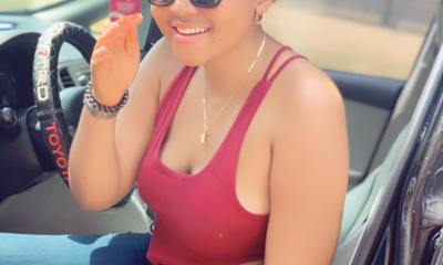 Regina Daniels braless photos