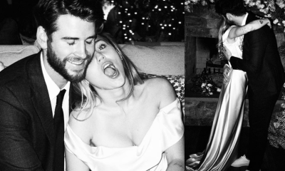 Miley Cyrus and Liam Hemsworth secretly got married