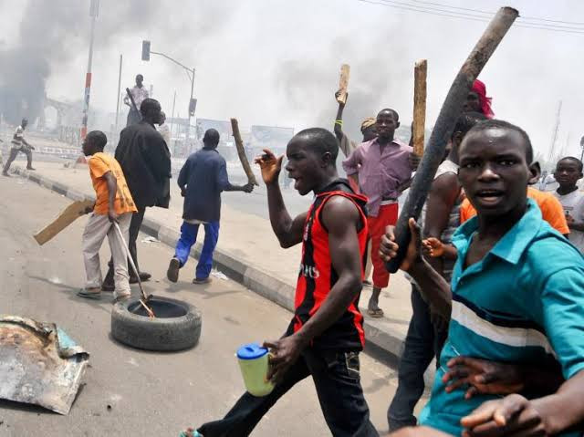 Pandemonium in Anambra state ahead of general elections