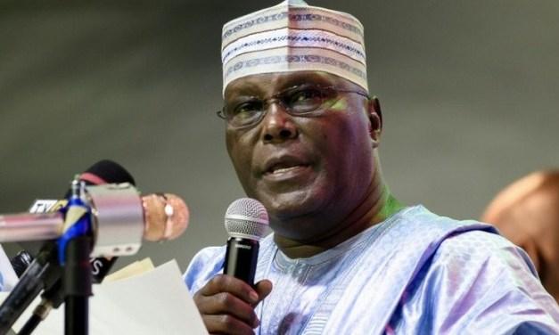 Buhari's borrowing turning Nigeria into a beggar nation, says Atiku