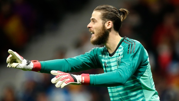 Manchester United ready to make De Gea highest paid player in Premier League