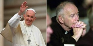 Pope defrocks Cardinal Theodore McCarrick over sex abuse allegations