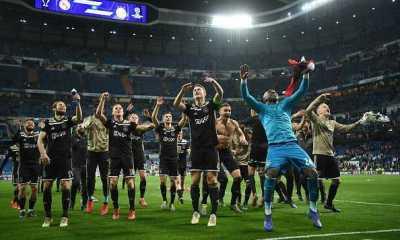 Real Madrid vs Ajax