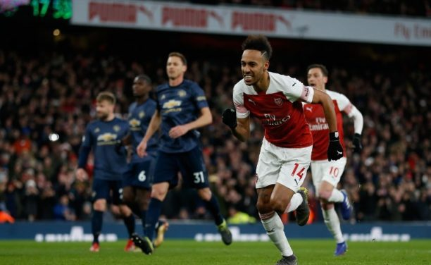 Arsenal inflict first domestic defeat on Solskjaer
