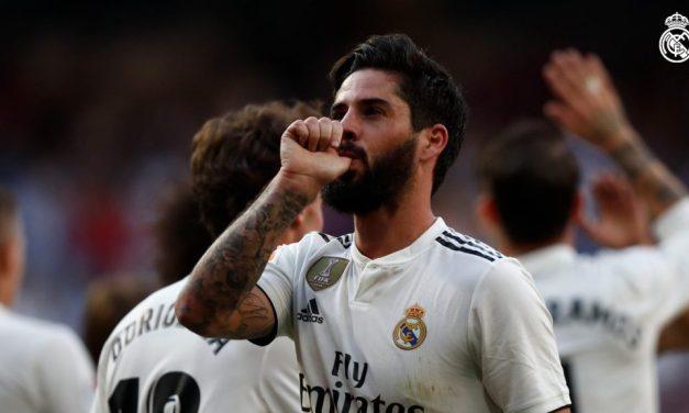 Real Madrid vs Celta Vigo: Bale, Isco give Zidane winning start