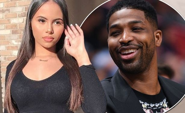 Khloe Kardashian's ex Tristan Thompson is exposed again for sending message to a 17-year-old IG model (Screenshots)