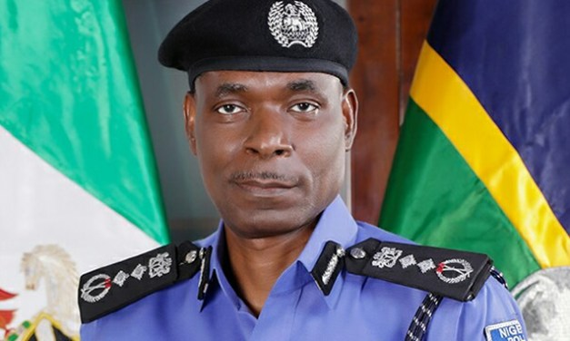 Nigeria Police promote three CPS to AIG, 8,913 senior officers