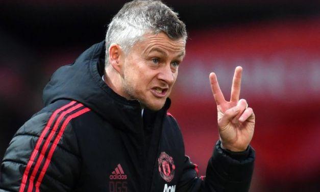Manchester Utd names Solskjaer as full-time manager —club