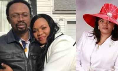 Pastor Iginla's estranged wife