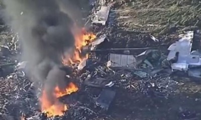 Pilot dies after crashing a plane into a clubhouse