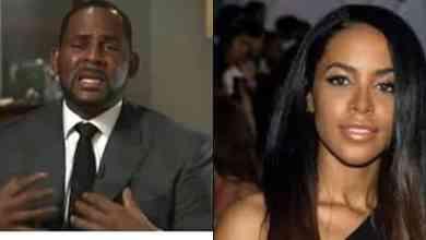 R Kelly denies having sex with Aaliyah's mom