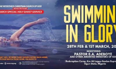 RCCG Holy Ghost Service March 2019