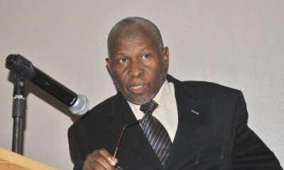 Senate confirms Tanko Mohammed as substantive Chief Justice of Nigeria