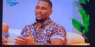 BBNaija Reunion: Tobi explains his relationship with Miracle & Alex in the house. Says he would have loved to see Miracle, Alex and CeeC win