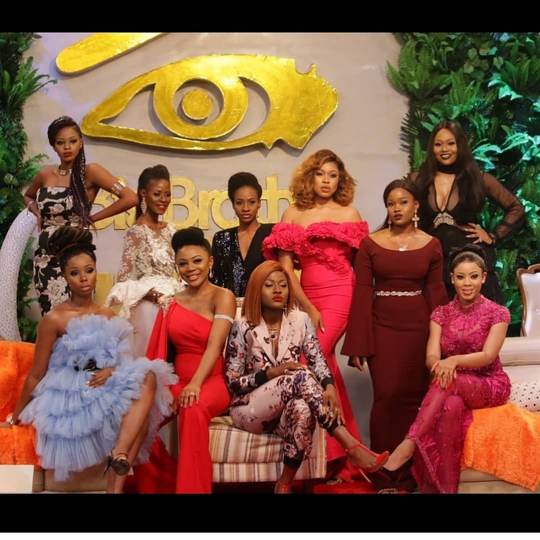 BBNaija 2018 ex housemates reunion photos