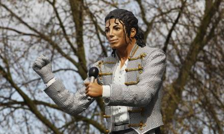 Michael Jackson statue taken down from Museum after sex abuse claims