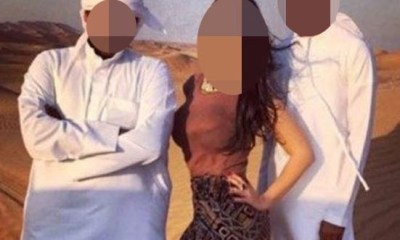 young girl who went on a weekend getaway with Arab guys who urinated and pooed on her during sex