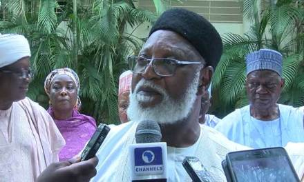 Abdulsalami condemns high level of insecurity in Nigeria
